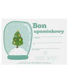 Bon upominkowy A5