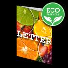 ECO Broszura LETTER, 8-stronicowa