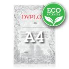 ECO Dyplom A4