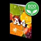 ECO Folder A4, 4-stronicowy