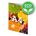 ECO Folder A4, 8-stronicowy