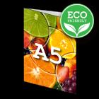 ECO Folder A5, 4-stronicowy
