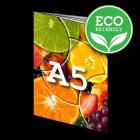 ECO Folder A5, 8-stronicowy