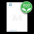 ECO Papier firmowy A4