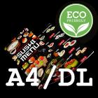 ECO Ulotka składana A4/DL