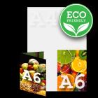 ECO Zaproszenie A6 składane wz.1