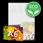 ECO Zaproszenie A6 składane wz.2