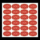 Etykiety papierowe rycowane - dowolny kształt ...