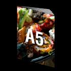Folder A5, 12-stronicowy, kolor