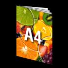 Folder A4, 8-stronicowy, kolor
