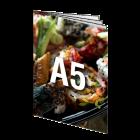 Folder A5, 8-stronicowy, kolor