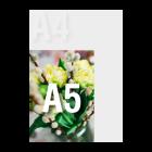 Kartka Wielkanocna A5 kolor dwustronnie