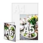 Kartka Wielkanocna A6, składana wz. 1