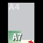 Komplimentka A7 kolor