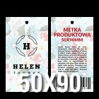 Metka produktowa 50x90