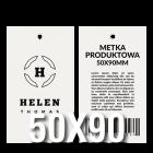 Metka produktowa EKO 50x90