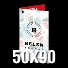 Metka produktowa składana 50x90 wz.1
