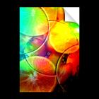 Naklejki fluorescencyjne