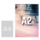 Tablica (plansza) A2, spienione PCV