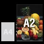 Tablica (plansza) A2, pianka kartonowa