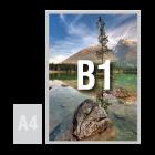Twoje Zdjęcie B1 w ramce metalowej