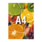 Wydruk kolorowy A4+