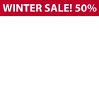 Naklejka WINTER SALE! 300x50 cm